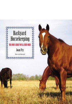 Backyard Horsekeeping